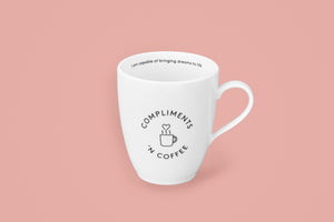 Dreams To Life Mug