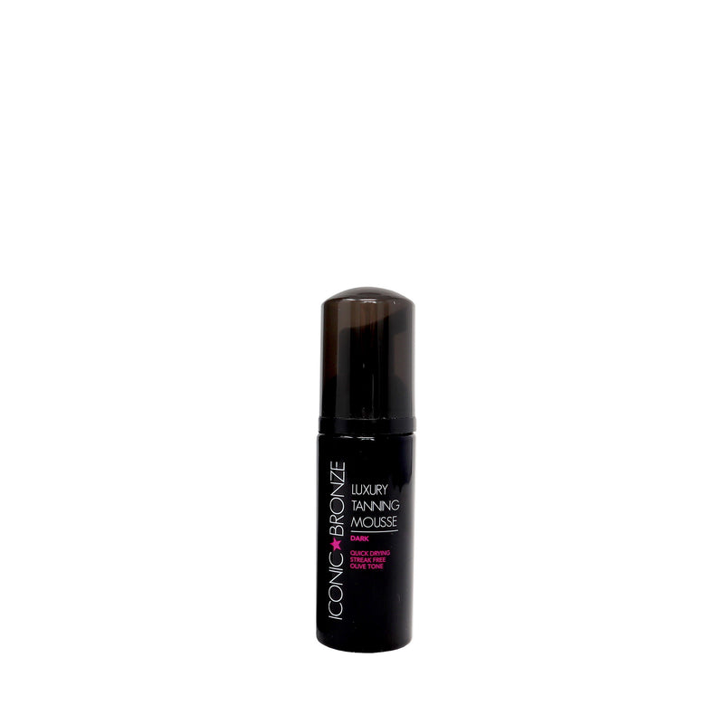 Iconic Bronze Mini Dark Luxury Tanning Mousse 50ml