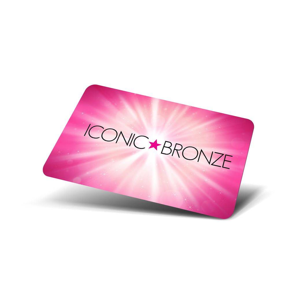 Iconic Bronze Gift Card