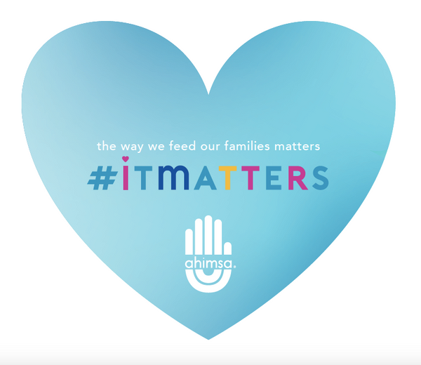 The way we feed families matters #ItMatters