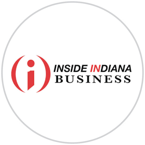 On Inside Indiana Business, Founder of Ahimsa, the world's first and only colorful stainless steel dinnerware for kids - compartment plates, bowls, cups, forks and spoons