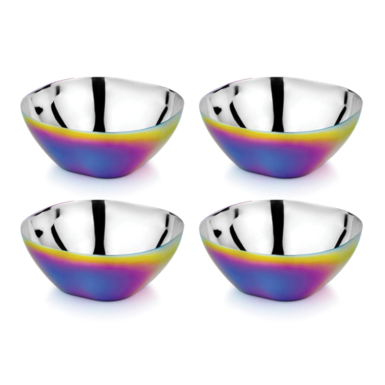 Rainbow kids bowls