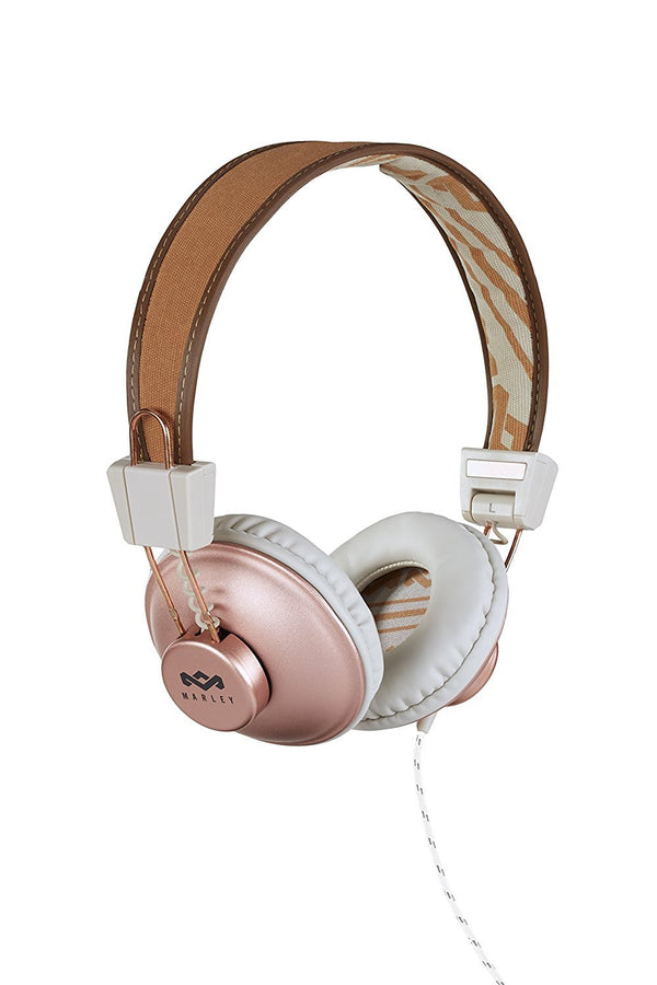 House of Marley Positive Vibration Headphones (Copper)