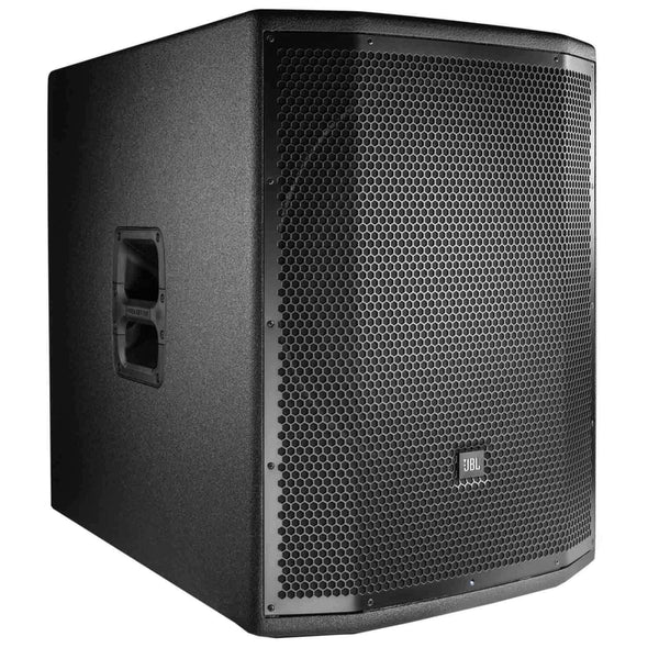 "JBL PRX818XLFW 18"" 1500w Wifi DSP Powered Subwoofer Sub For Church Sound Systems"