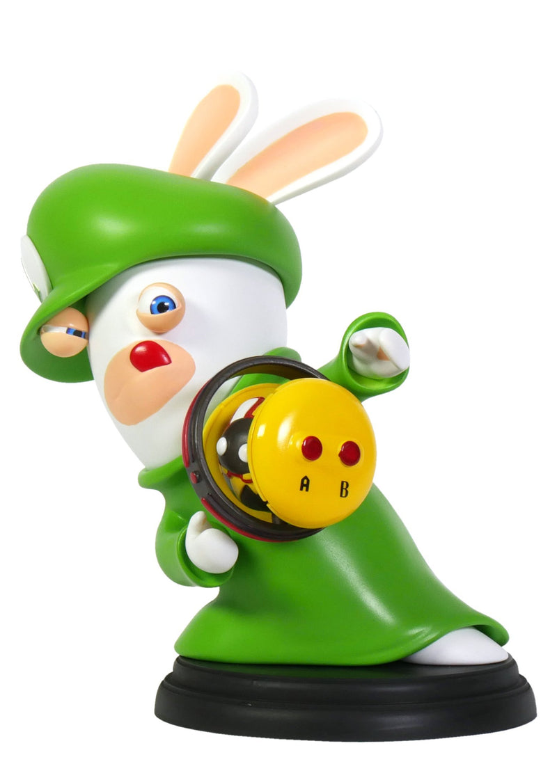"Mario + Rabbids Kingdom Battle Rabbid Luigi 6"" Figure [Ubisoft]"