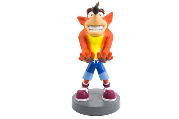 Cable Guy Crash Bandicoot Controller Holder - 8 inch version