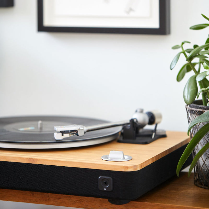 House of Marley Record Player