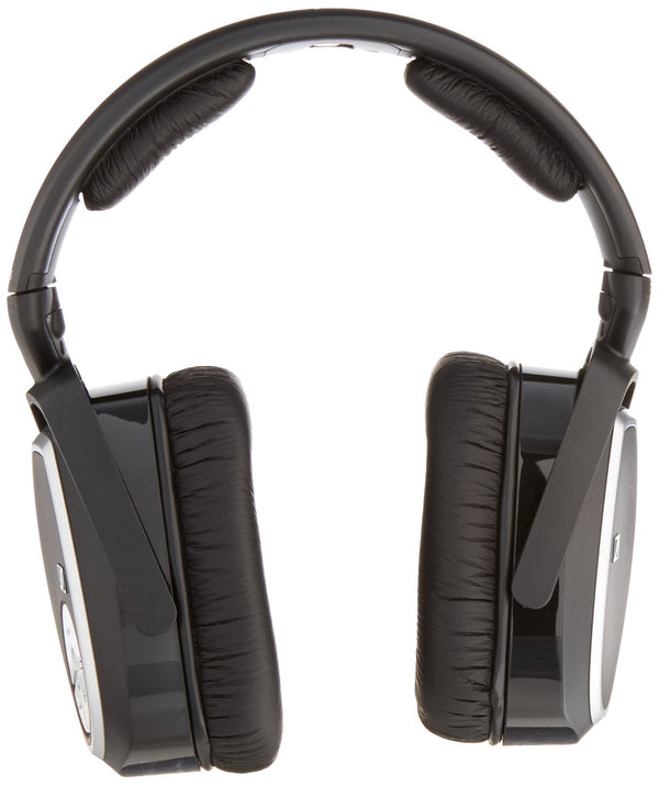 Sennheiser RS165 Vibrant Sound Headphones (Black)
