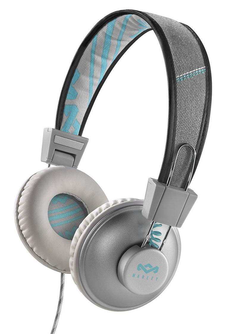 House of Marley Positive Vibration Headphones (Mist)