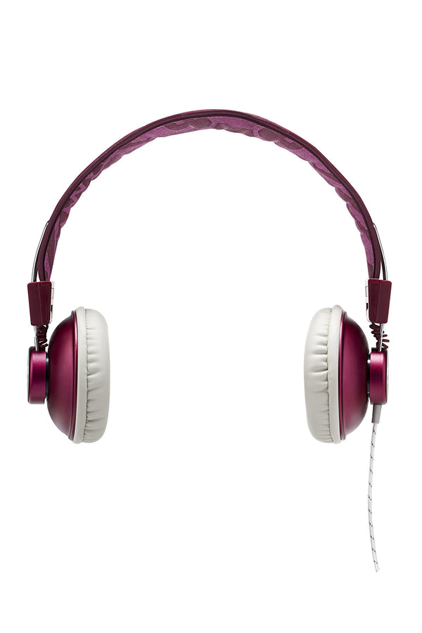 House of Marley Positive Vibration Headphones (Purple)