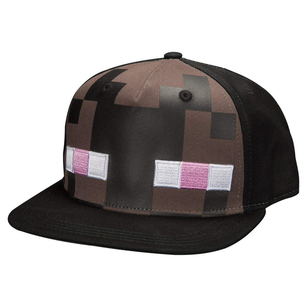 Baseball Cap - Minecraft - Enderman Mob Hat Snapback j6207