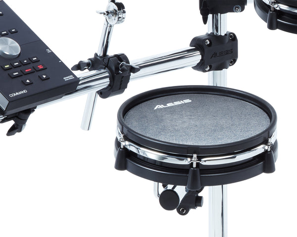 Alesis Command Mesh Kit 8-Piece Electronic Drum Kit with Mesh Heads