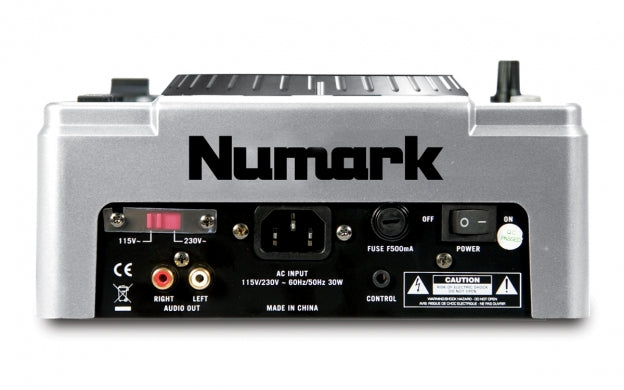Numark NDX200 CD PLAYER (Black)