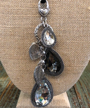 Load image into Gallery viewer, Shimmer Necklace w/Charms