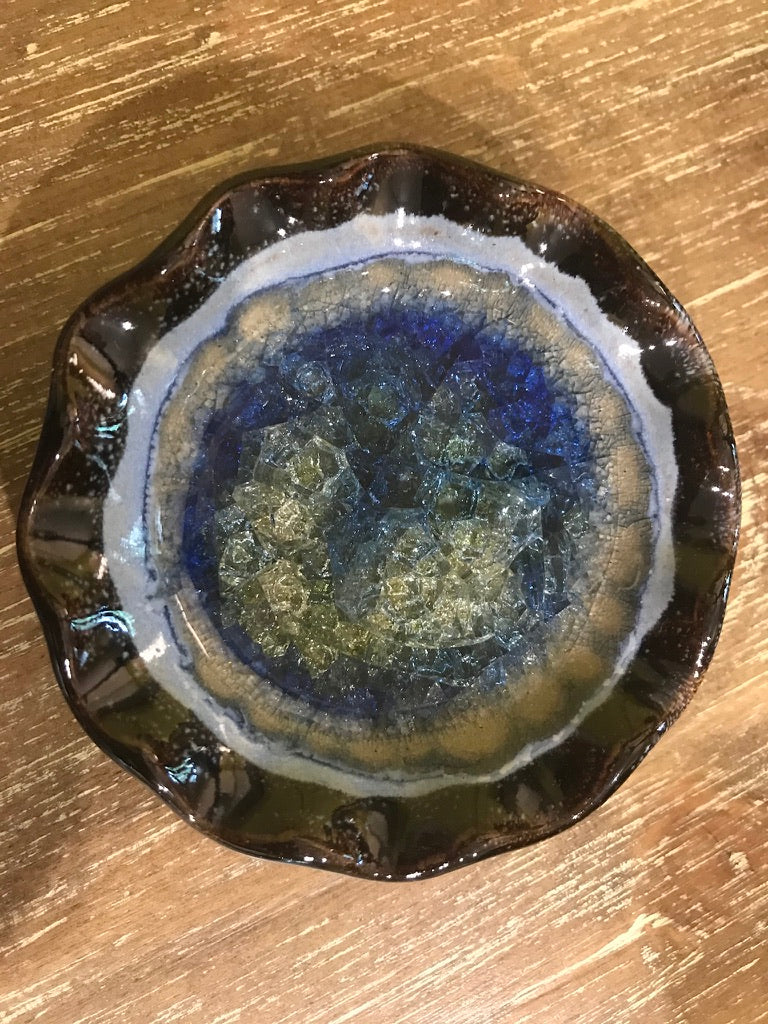 Mini Handmade Pottery Dish