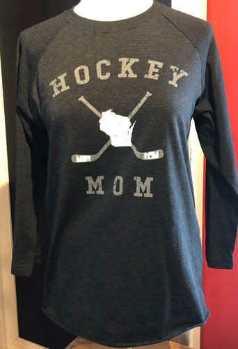 Hockey Mom T-Shirt. NOW 25% OFF Discount will be reflected in your cart.