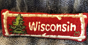 """Wisconsin Pillow"""