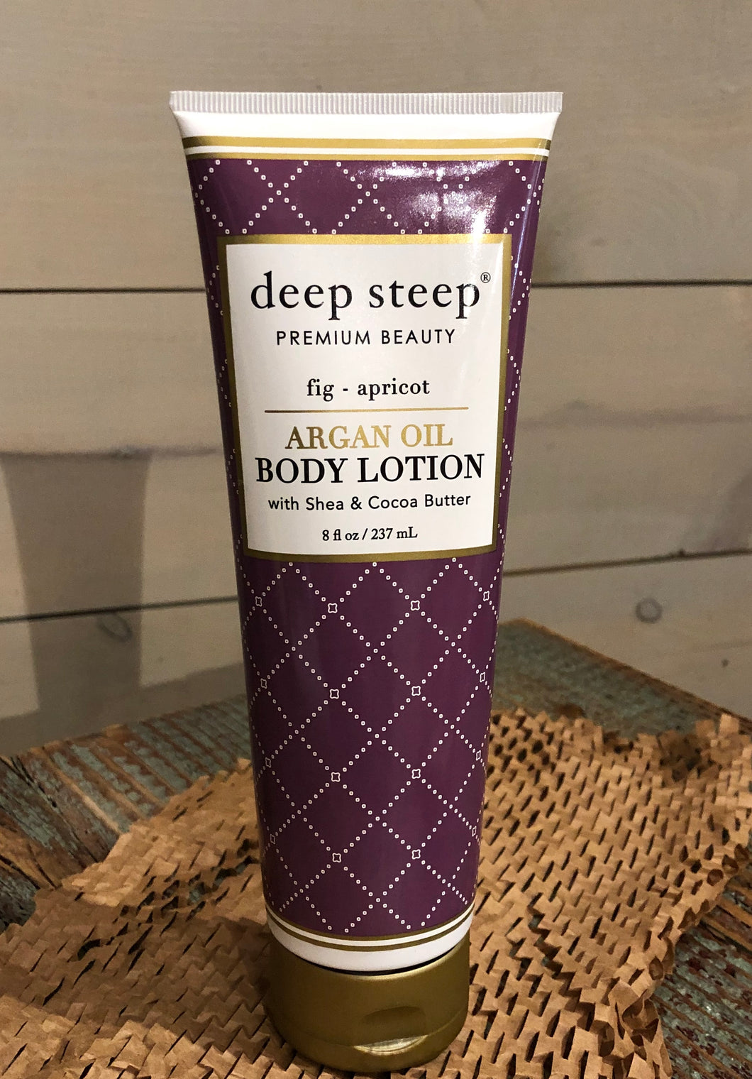 Fig Apricot Argan Oil Body Lotion