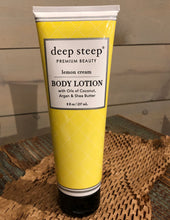 Load image into Gallery viewer, Lemon Cream Body Lotion