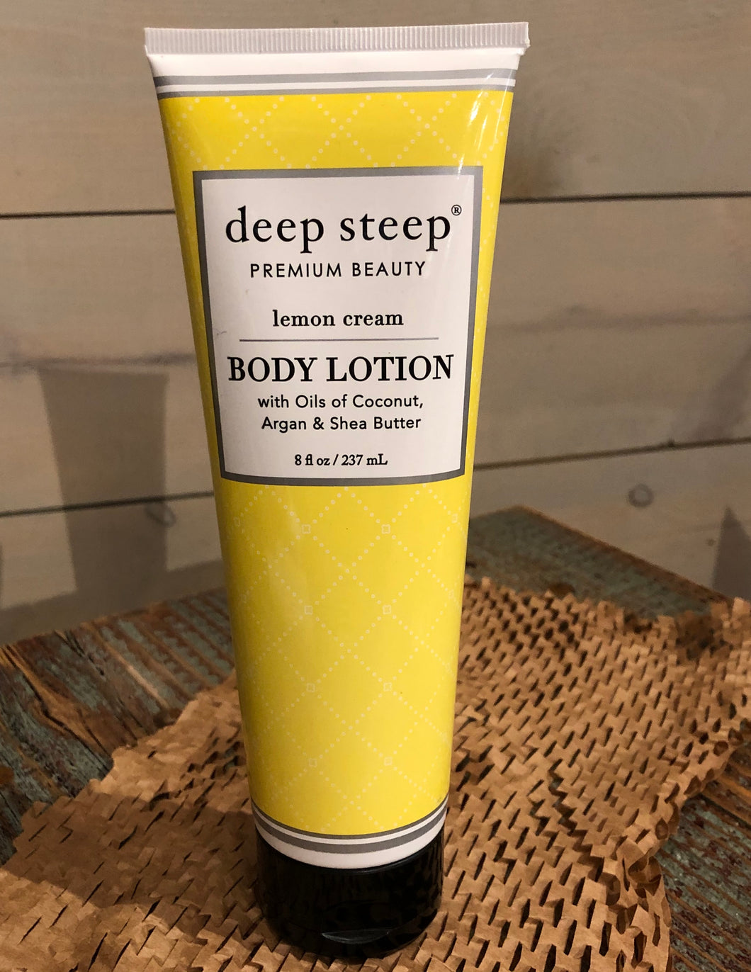 Lemon Cream Body Lotion
