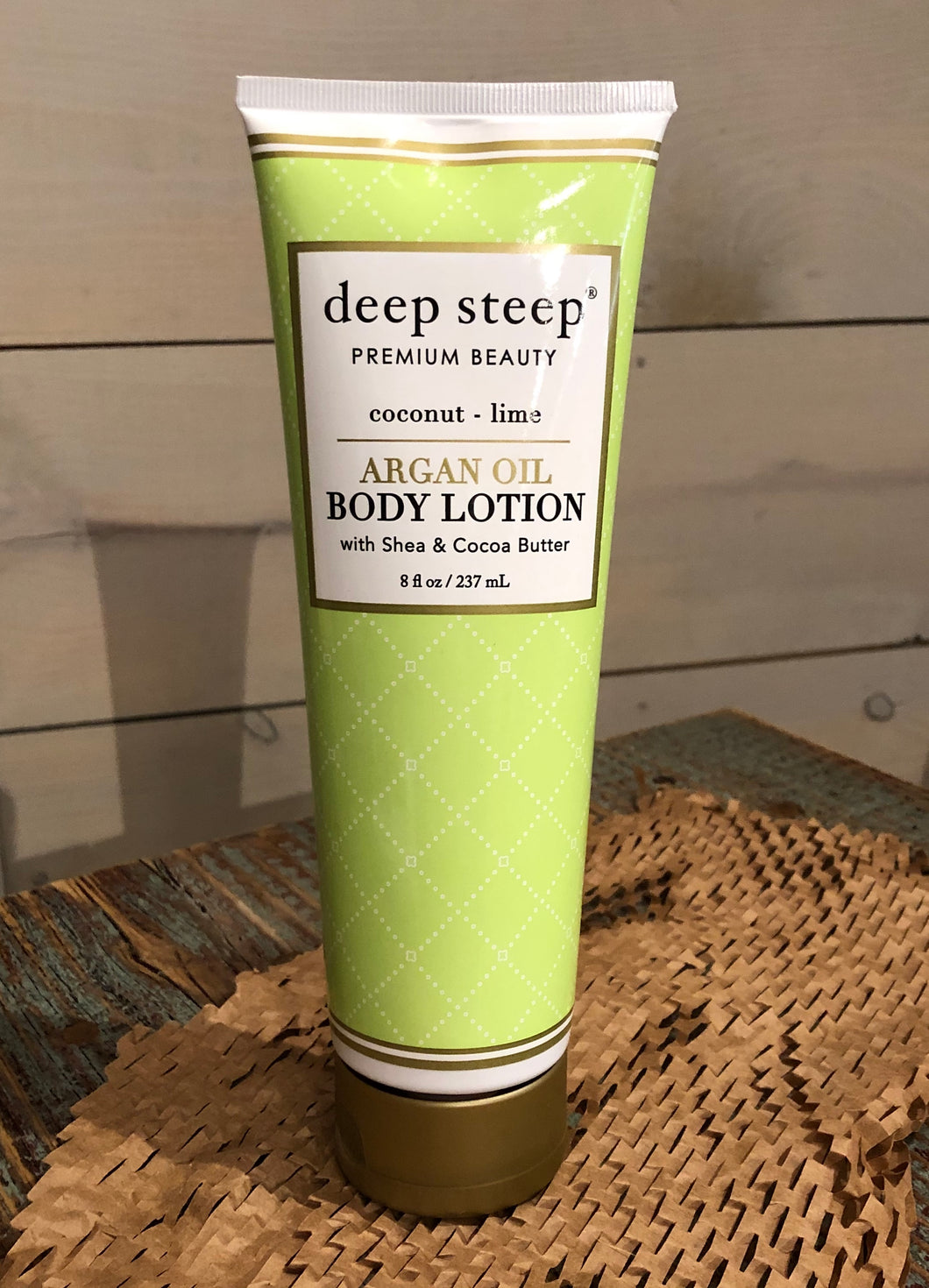 Coconut Lime Argan Body Lotion