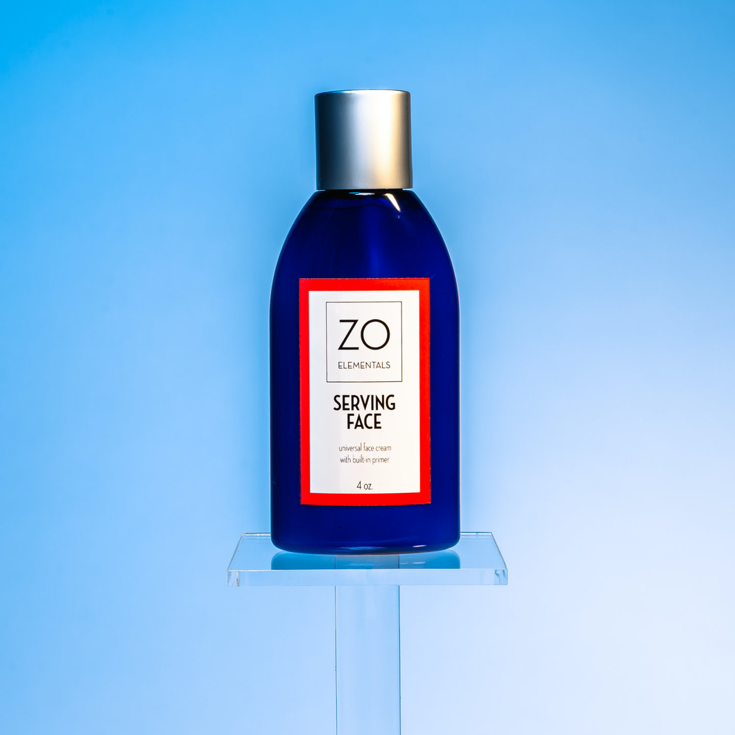 Zo Elementals Serving Face Non-greasy Face Lotion With a Dewy Finish For All Skin Types
