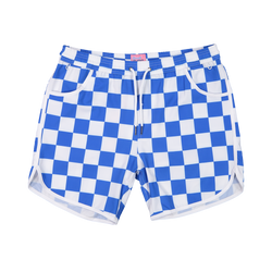 Blue Checker
