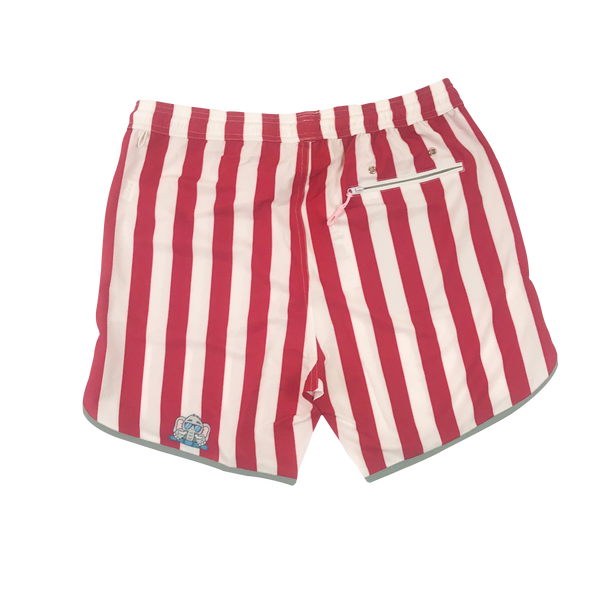Candy Stripe w/ Grey