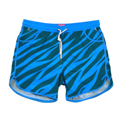 Frooty Stripe - Green/Blue