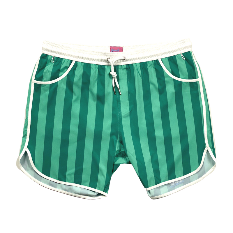 Green/Mint Mid-Stripe
