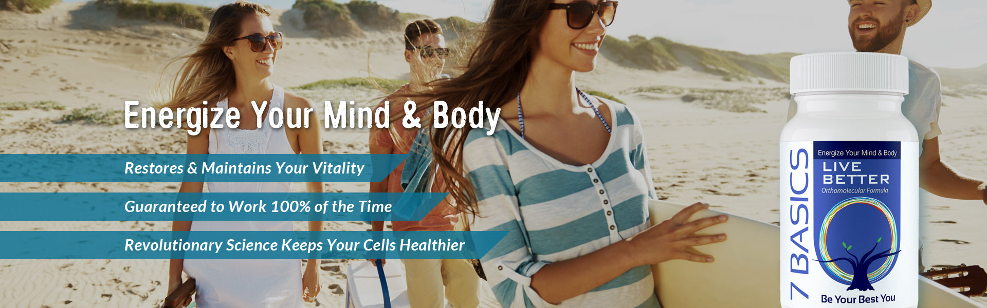 energize your mind and body