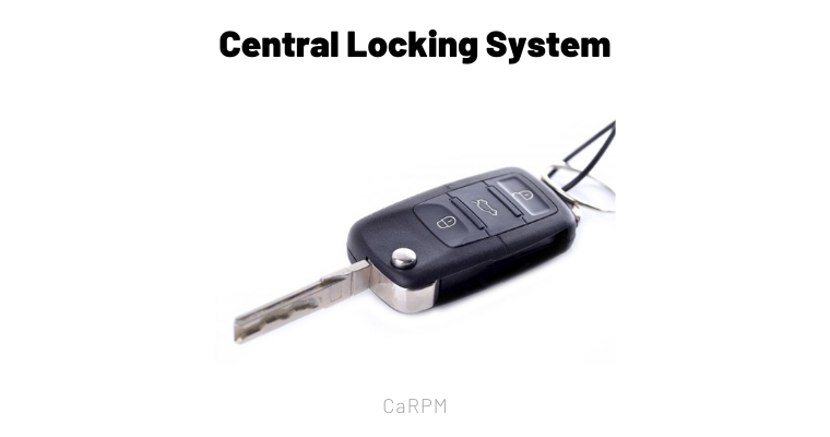 Central Locking System | Everything You Need to Know