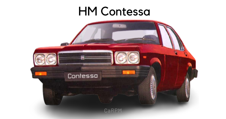 HM Contessa | India's First Muscle Car | Everything You Need To Know