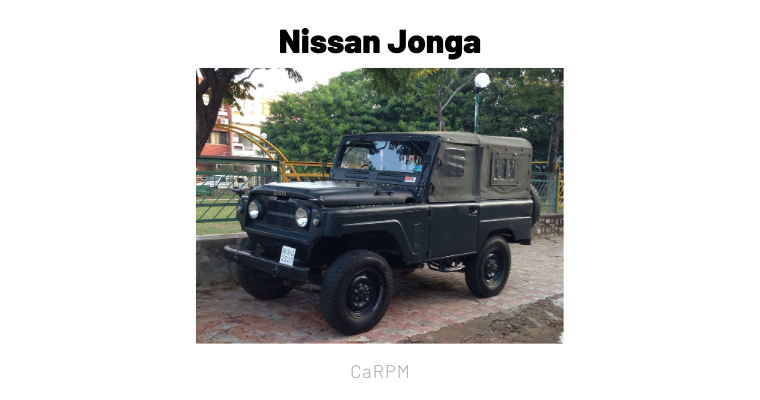 Nissan Jonga | Everything You Need to Know