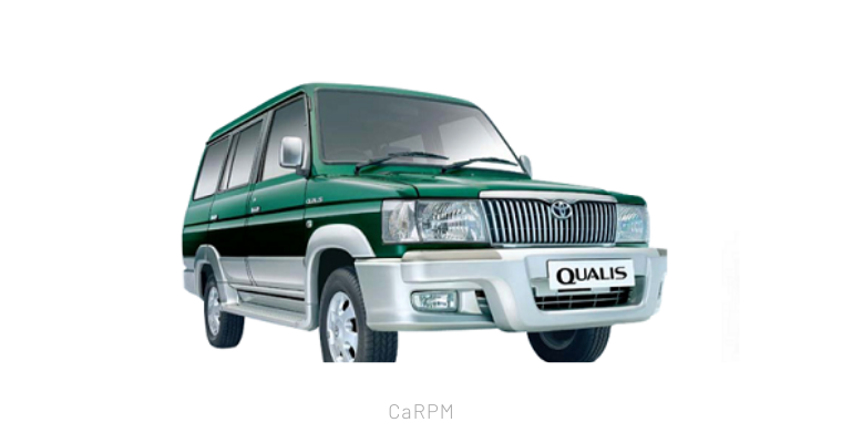 Toyota Qualis- India's most popular and reliable MUV