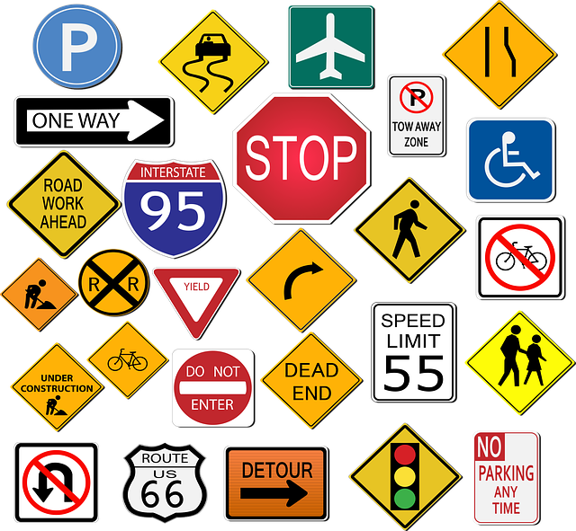 Traffic signs in India and their evolution to an important aspect to safety