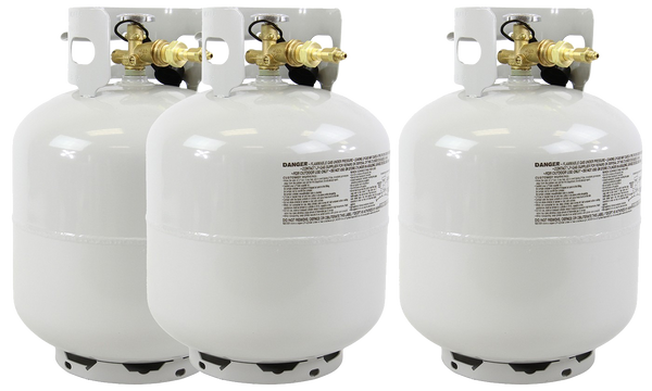 Butane & Propane Gas Tanks For Sale