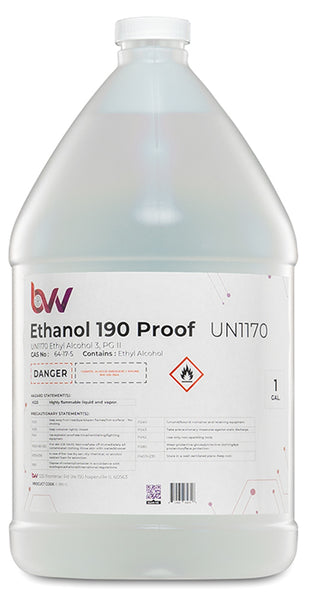 Top Five Pure Ethanol 200 Proof - Circus