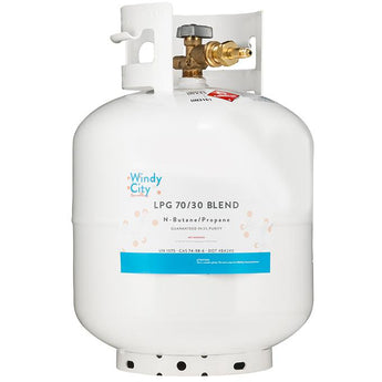 Windy City Solvents | Butane & Propane Gas Tanks & Refill Cans