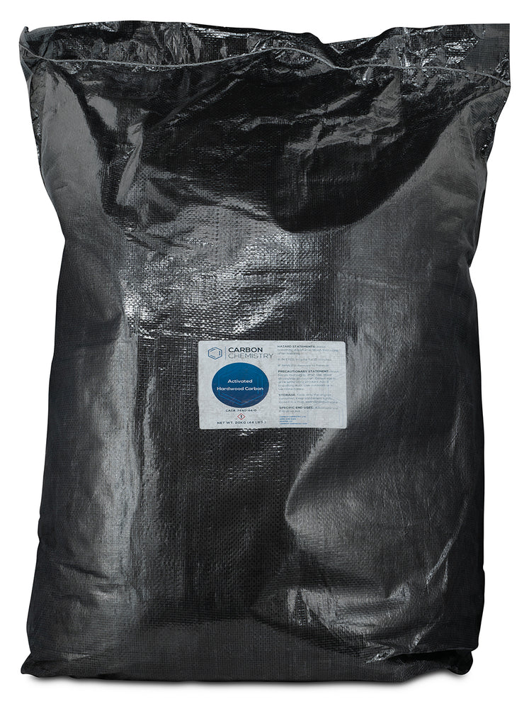Activated Hardwood Carbon - 20Kg