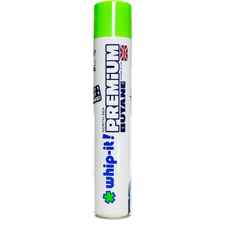 Whip-it! Premium Butane Refill 420ML - Zero Impurities