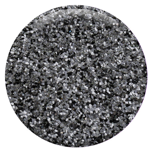 "Gunmetal Hexagon .015"" – Bulk"