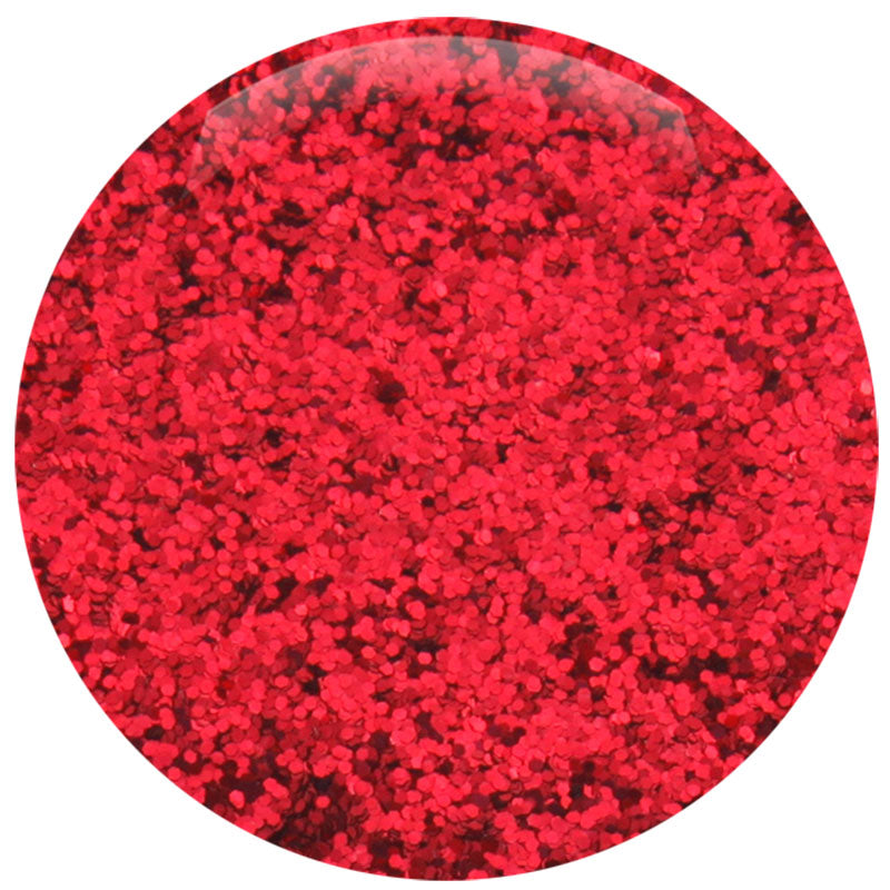 *NEW* Ruby Red Hexagon .015""