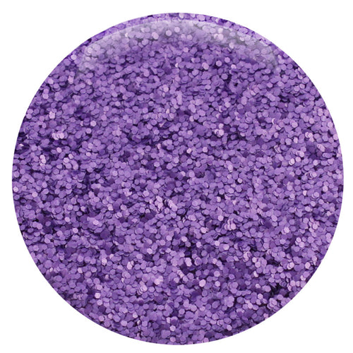 "Purple Rain Matte Hexagon .015"" – Bulk"