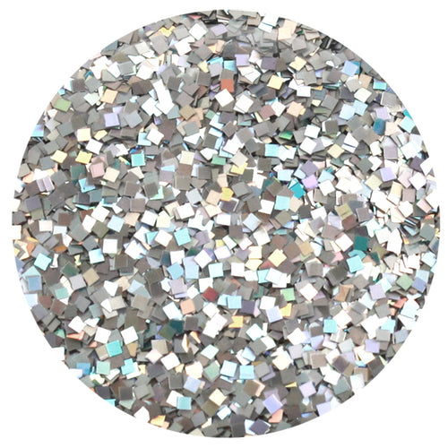 "Silver Jewel Square .035"" – Bulk"