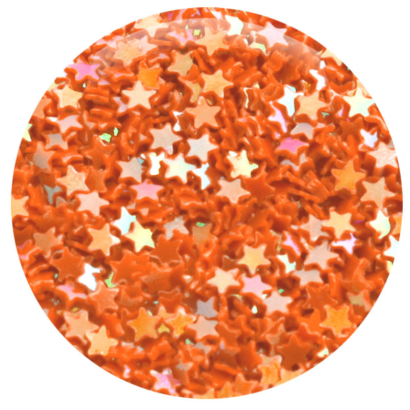 Orange Star Dazzling