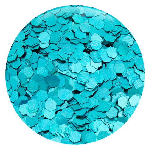 "Ocean Spray Jewel Hexagon .094"" – Bulk"