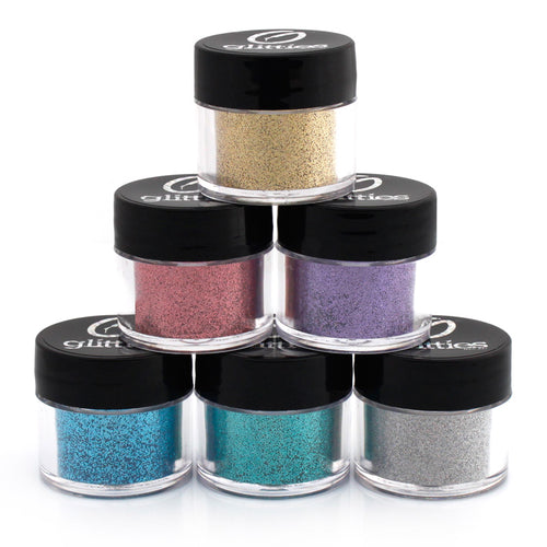 "Holographic .008"" Powder Kit (6PK)"