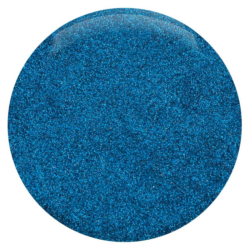 Blue Teal Extra Fine Glitter .004""