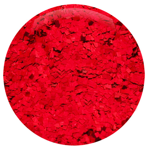 "Ruby Red Square .035"" – Bulk"